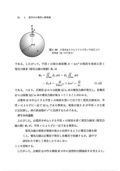 裳華房フィジックスライブラリー    電磁気学( I )   Electromagnetism( I )