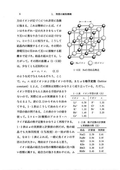 書籍紹介> 物性論(改訂版)(...