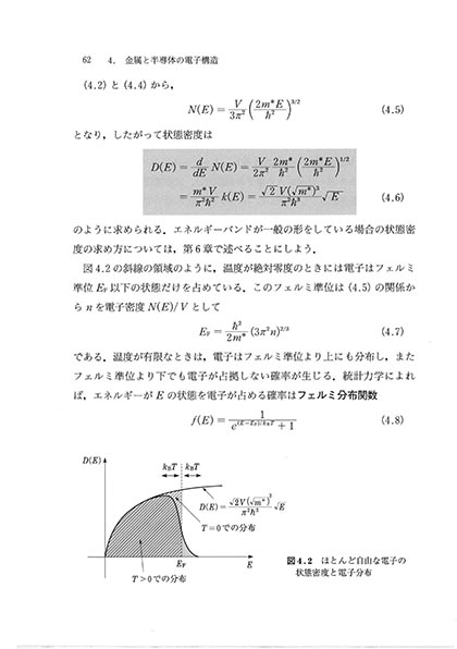 書籍紹介> 物性物理学(塚田 捷...